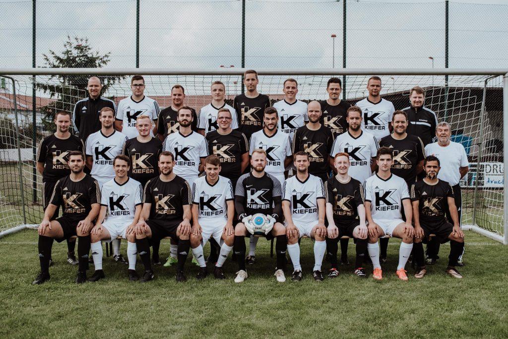 Kader der SG Dautphetal Saison 2019/2020